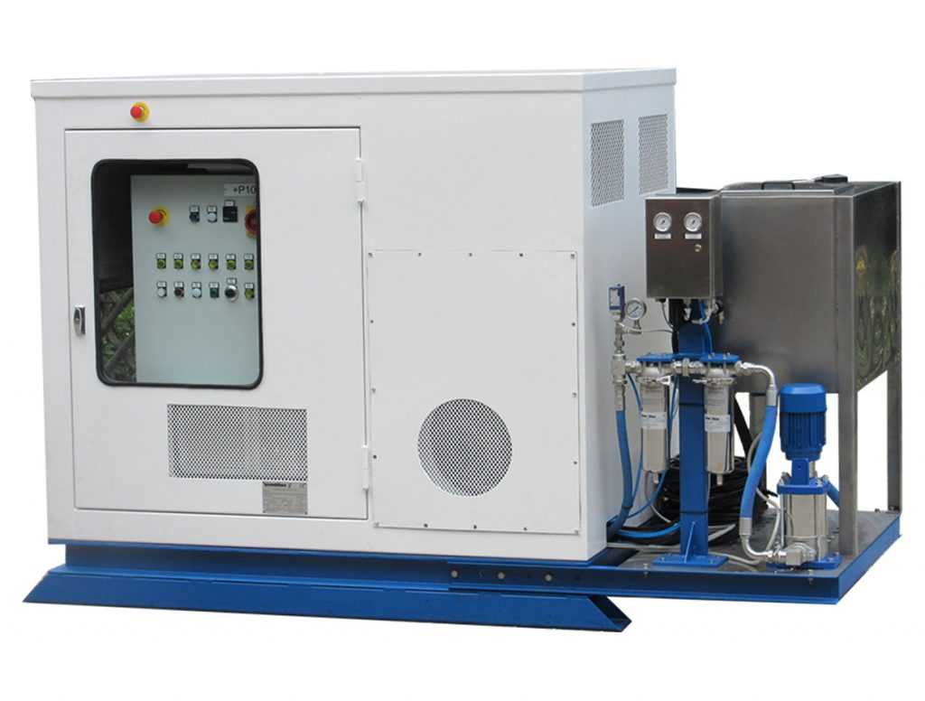 ULTRA CLEAN HPE-250-60-Sxx   Airmation complete equipment
