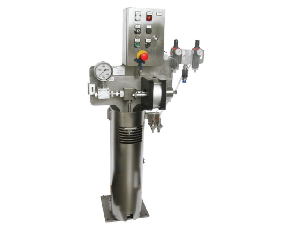 SBT-200-K03x  Column equipped for connections    (Security expansion system)