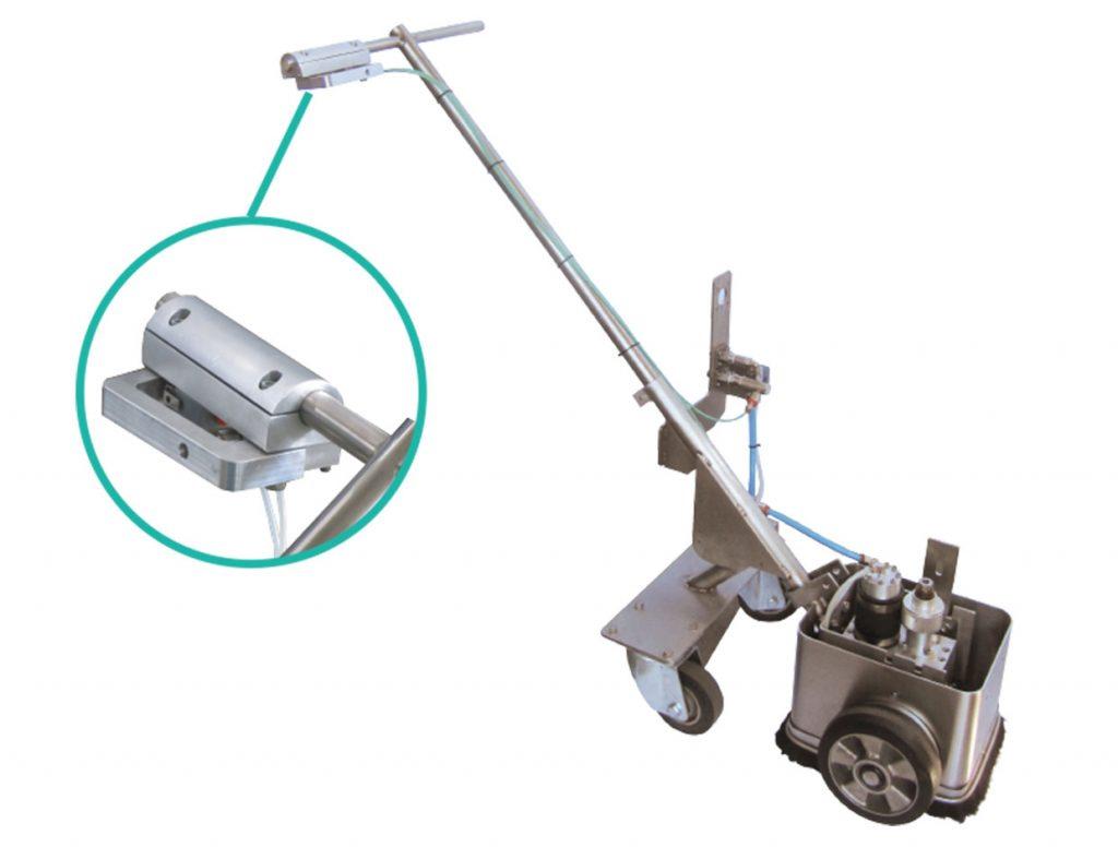 HGT-2750-PNU-Vx Ultra Clean automatic trolley